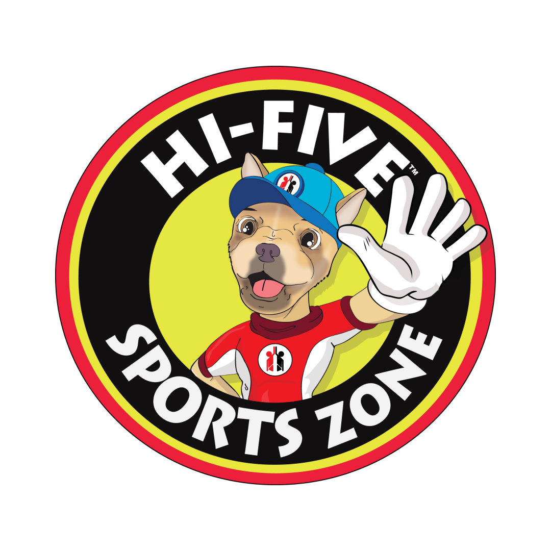 Hi Five Sports Zone official sponsor of All Kids Play Back in the Game Campaign